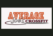 Average Joes Crossfit Custom Company Logo designed by RGC Media, Inc.