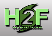 Hard 2 Find Hardware Custom Company Logo designed by RGC Media, Inc.