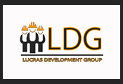 LDG Development Custom Company Logo designed by RGC Media, Inc.